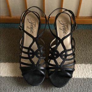 Fergie Kappa Wedge Heels